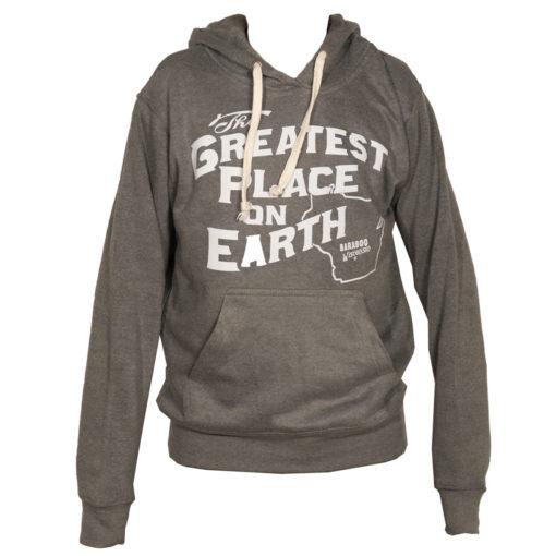 Gray Sweatshirt- Baraboo, WI