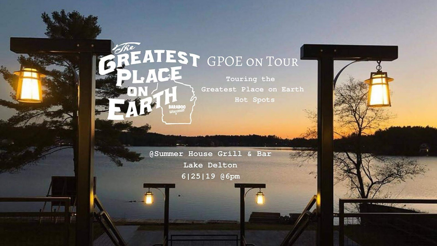 Summer House Grill and Bar GPOE on Tour