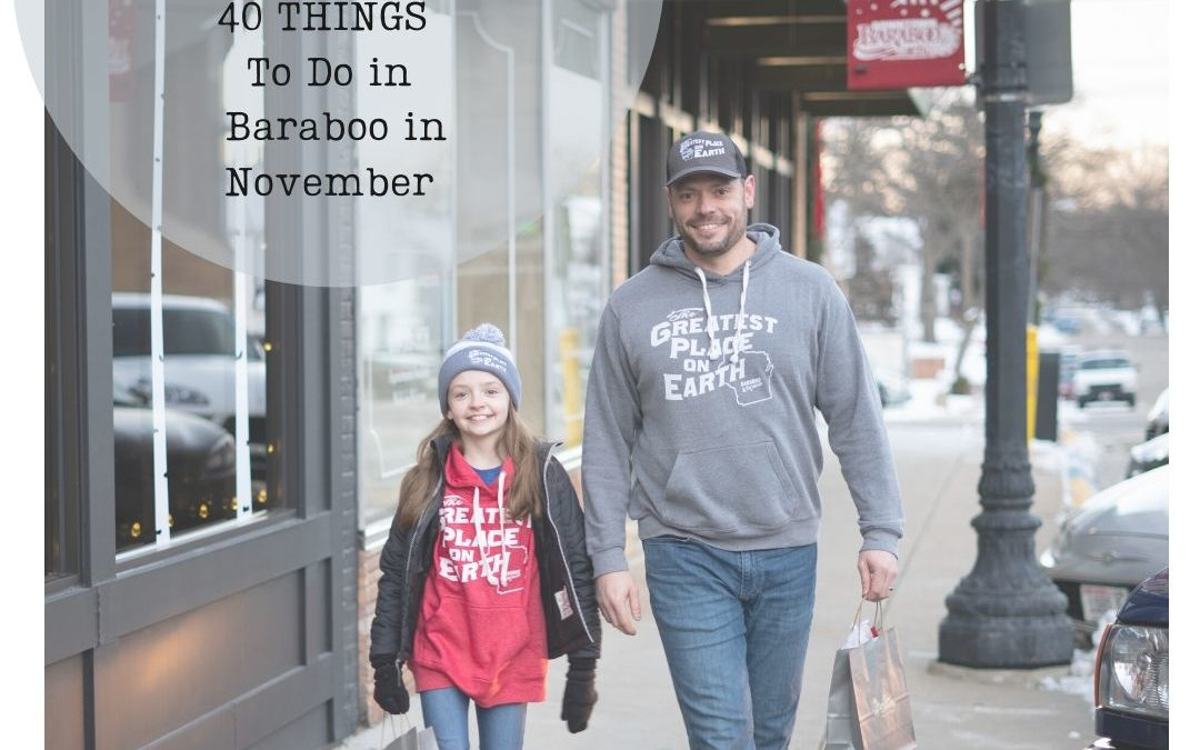 40 Things to do in Baraboo
