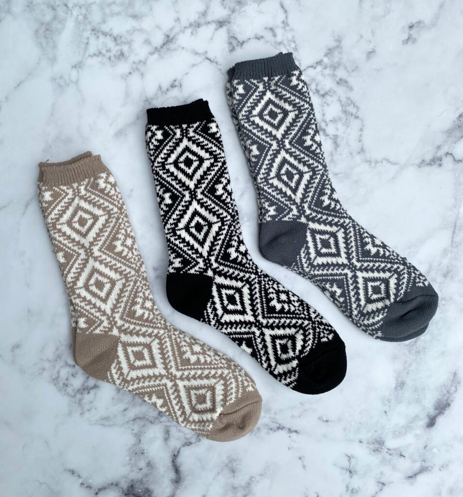 Worlds softest socks