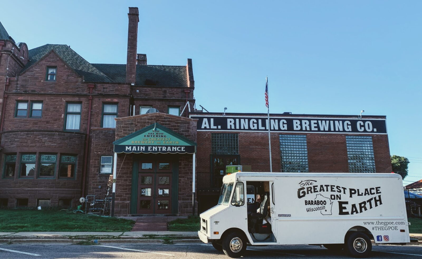 Al Ringling Brewery
