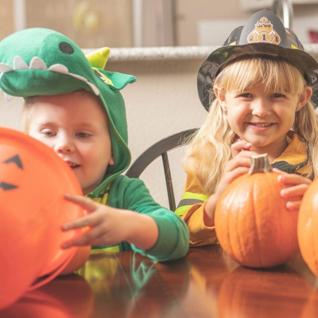 halloween pumpkin carving baraboo