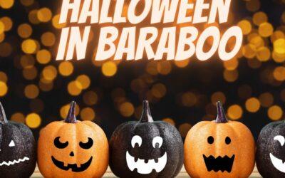 Halloween in Baraboo, WI
