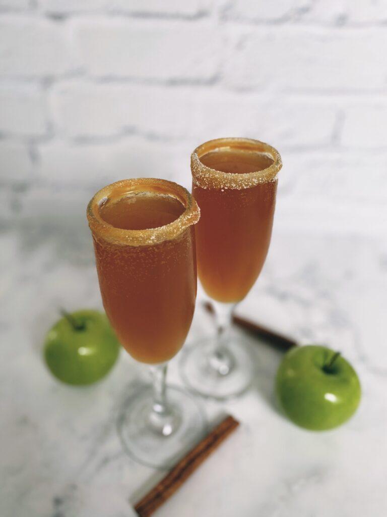 Moskow mule cocktail